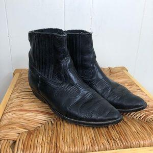 Joe Sanchez Matil Western Boots Sz 7
